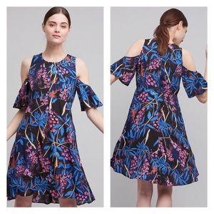 MAEVE Elia Cold Shoulder Dress